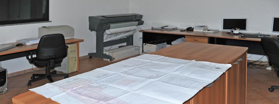 Slide home uffico CAD